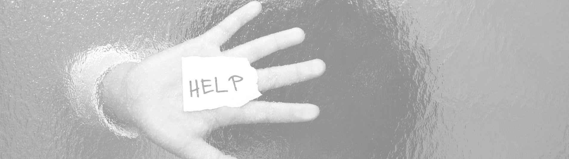 HELP_B&W